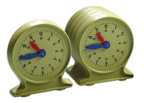 Schüler-Uhr, einzeln, ca. 11 cm ø