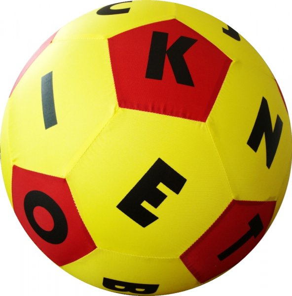 "Lernspiel-Ball ""Pello"" - ABC"