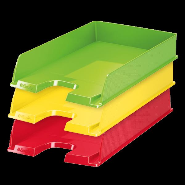 """Set Ablagebox A4-Plus """"ColorFIT"""", 3-tlg."""