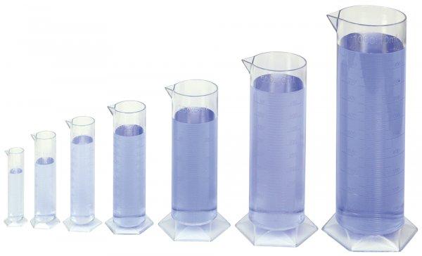 Messzylinder-Set 10 - 1.000 ml, 7-tlg.
