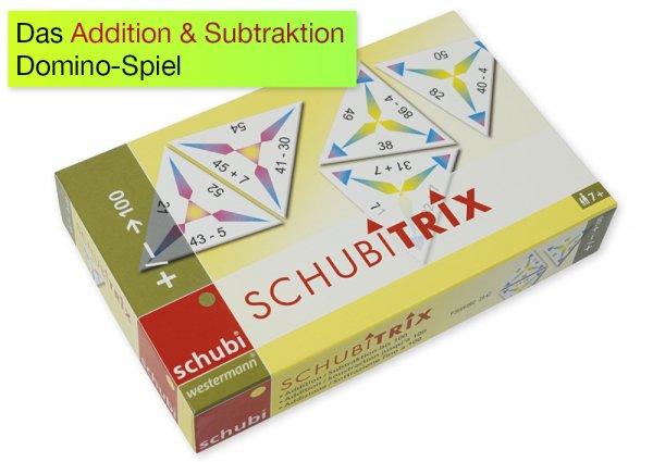 SCHUBITRIX Addition & Subtraktion bis 100