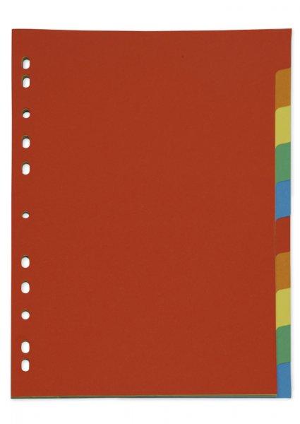 Set Farb-Register A4 10-tlg., 3 Stck.