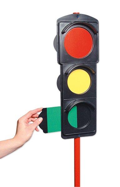 Signal-Ampel, manuell, 100 cm