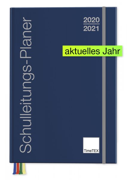 TimeTEX Schulleitungs-Planer A4-Plus, 2020/2021