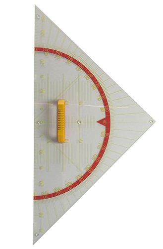 Profi-Geometrie-Dreieck 80 cm mit Griff