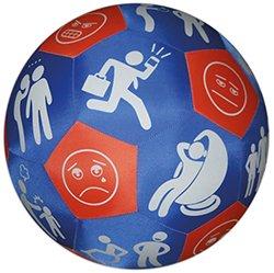 "Lernspiel-Ball ""Pello"" - Geschichten/Sozialkompetenz"