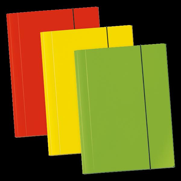 """Set Sammelmappe A4-Plus """"ColorFIT"""", 3-tlg."""