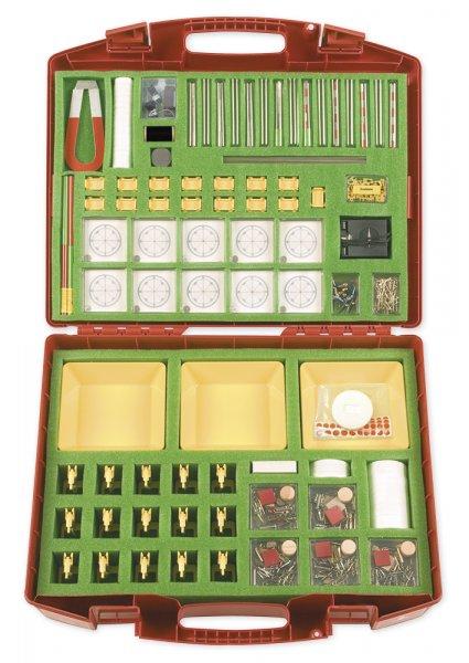 Experimentier-Set Magnet und Kompass