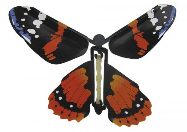 Flatternder Schmetterling